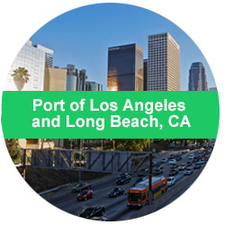 Port of LA & Long Beach